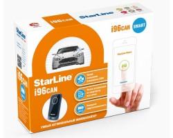 Иммобилайзер StarLine i96 CAN SMART цена с установкой