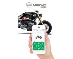 Мотосигнализация Magnum Moto MM-350 GSM без сирены