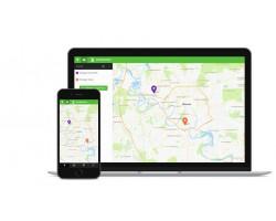 GPS/GSM закладка X-Keeper Invis Duos UA