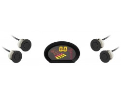 Парковочный радар GT P Fusion 4 black
