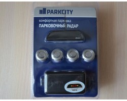Парковочный радар ParkCity Sofia 418/202 Silver (Blister)