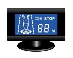 Парковочный радар ParkCity Tallin 818/305L White