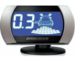 Парковочный радар Steelmate SM PTS810V2 silver