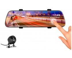 Зеркало с видеорегистратором Aspiring MAXI 2 SPEEDCAM, WIFI, GPS, ADAS