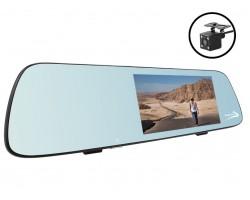 Зеркало с видеорегистратором Aspiring MAXI 1 SPEEDCAM, WIFI, GPS, ADAS
