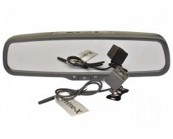 Зеркало с видеорегистратором Prime-X S300 Full HD