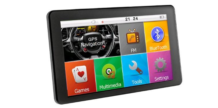 GPS-навигатор Cyclone ND 710