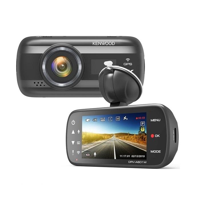 Видеорегистратор Kenwood DRV-A601W 4